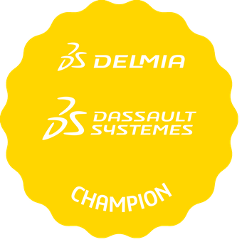 Delmia seal