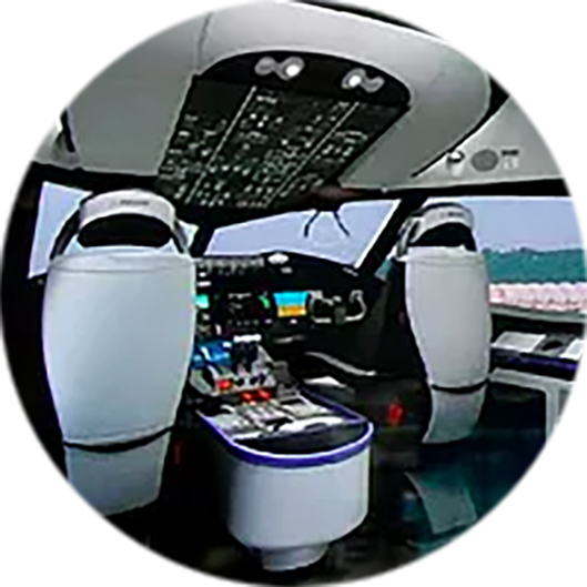 picture of a cockpit