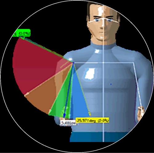 illustration d'un mannequin digital