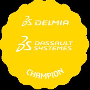 Sceau de Delmia